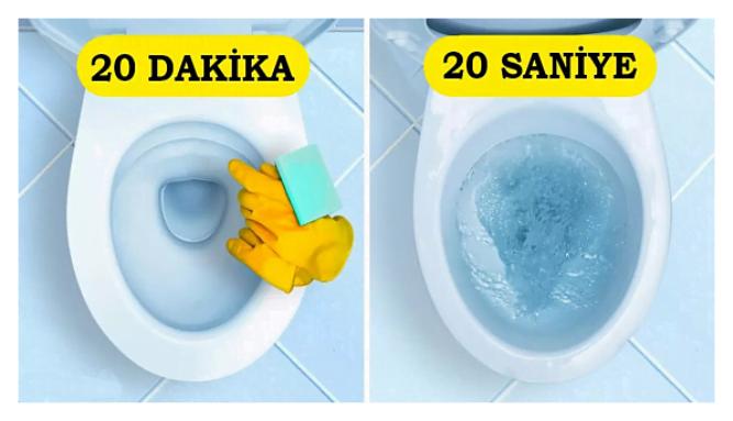 Photo of 15 Dakikada Evinizi Ter Temiz Yapacağınız Etkili Yöntem
