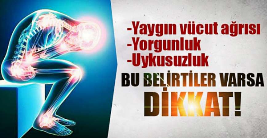 Photo of Bu Belirtiler Varsa Hafife Almayın!