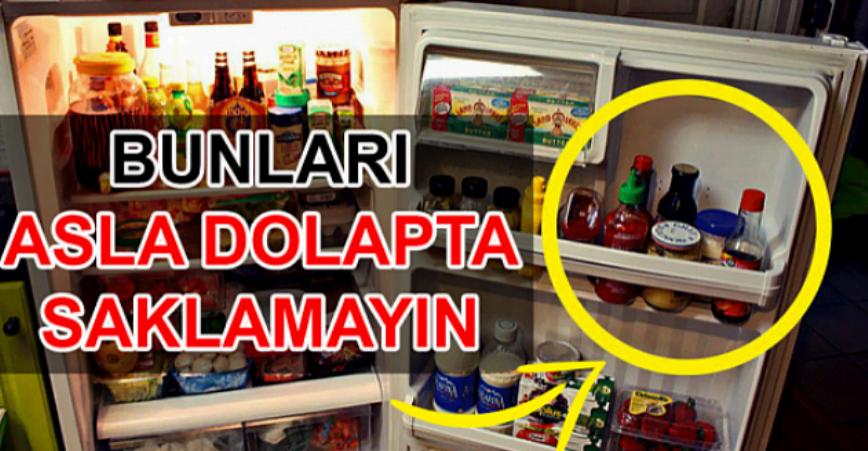 Photo of Buzdolabında Kesinlikle Saklamamanız Gereken 13 Yiyecek