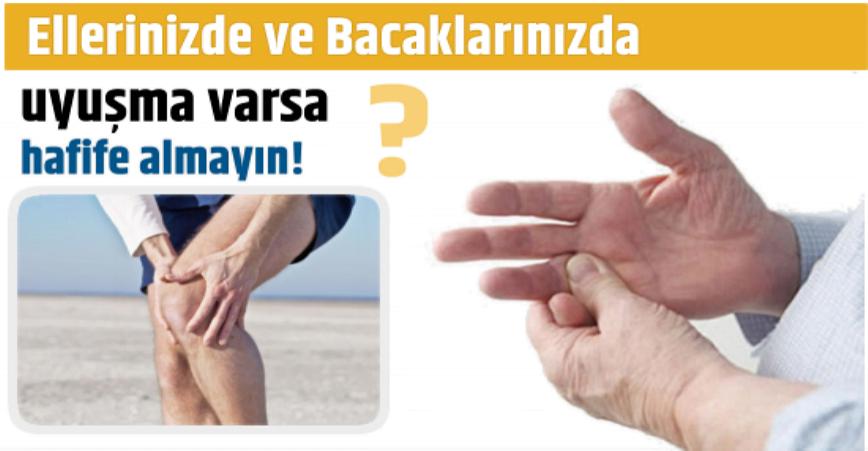 Photo of Bacaklarınızda Uyuşma Varsa Hafife Almayın!