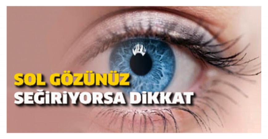 Photo of Göz Seğirmesi Neden Olur? Nasıl Geçer?
