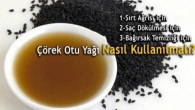 Photo of Doğal K-a-nser İlacı Çörek Otu Bal Karışımı