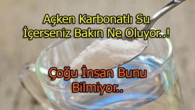 Photo of Açken Karbonatlı Su İçerseniz Öyle Bir Şey Oluyor Ki..