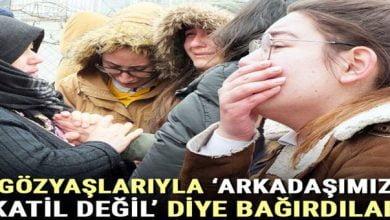Photo of Babasını ortaya çıkan kızın sınıf arkadaşları gözyaşlarına boğuldu