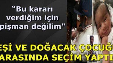 Photo of EŞİ İLE DOĞACAK ÇOCUĞU ARASINDA TERCİH YAPMASI İSTENDİ