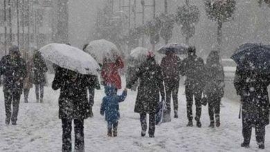 Photo of Meteoroloji Açıkladı Dokuz İle Kar Geliyor
