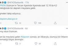 Photo of ERZİNCANDA DEPREM